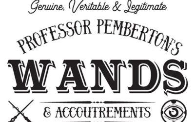 Professor Pemberton's Wands